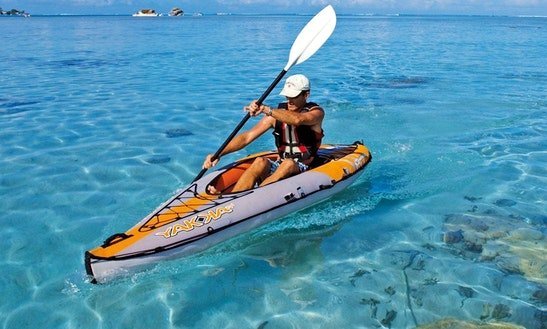 Kayak Excursion To Cape Kamenjak