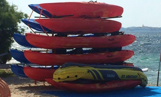 Kayak Rental In Viganj