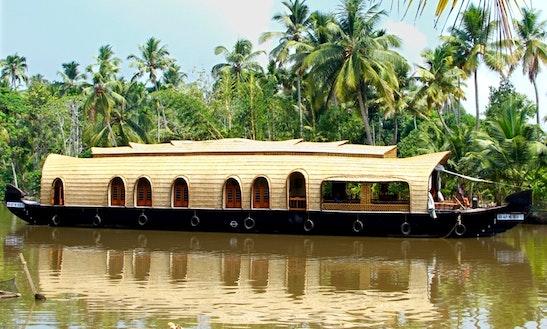 Houseboat Rental In Kumarakom