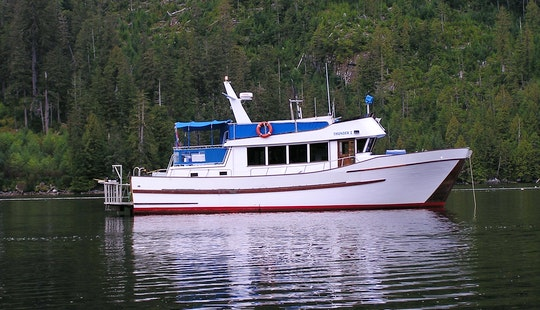 Motor Yacht Rental In Prince Rupert