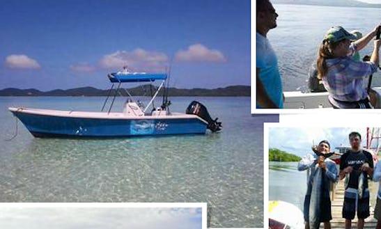 Fishing Tours In Roatan