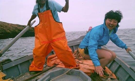 Fishing Adventure in Lima, Peru