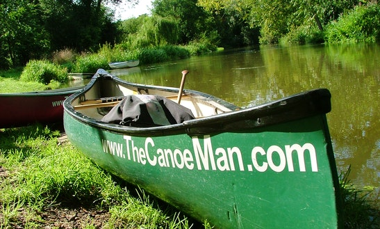 Canoe Rental In Wroxham