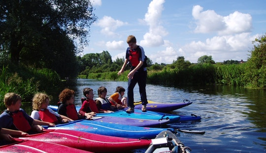 Kayak Rental In Wroxham