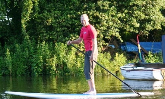 Paddleboard Rental In Wroxham