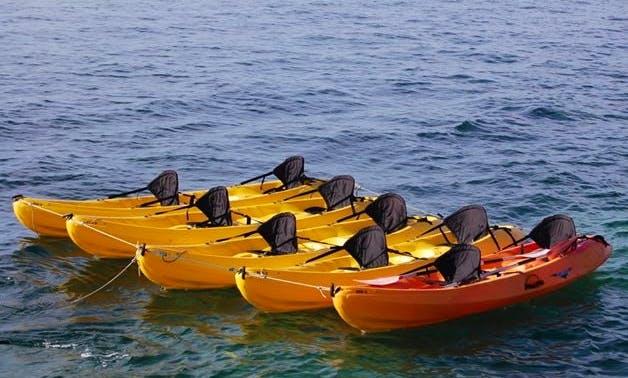 Kayak Adventure in Marsh Harbour