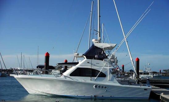 'amphibious  Raids' Fishing Charter In Queensland