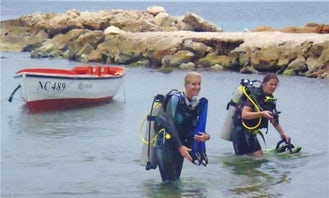 Diving Courses & Boat Dives in Curacao