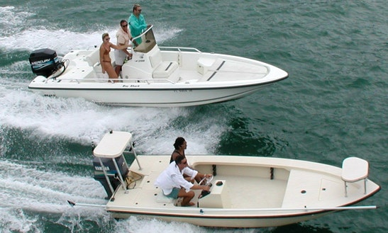 Fishing Charters 0n 20ft