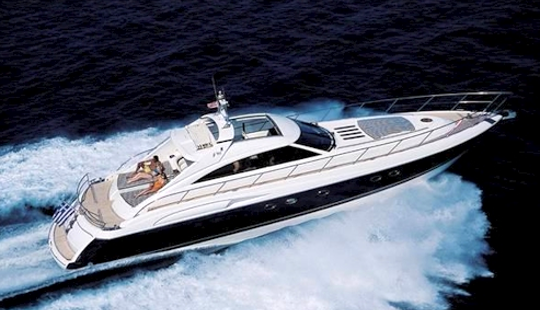 Charter 65' Motor Yacht