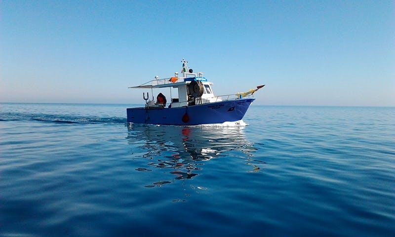 "Fishing Charter ""Sunbeam"" in Italy"