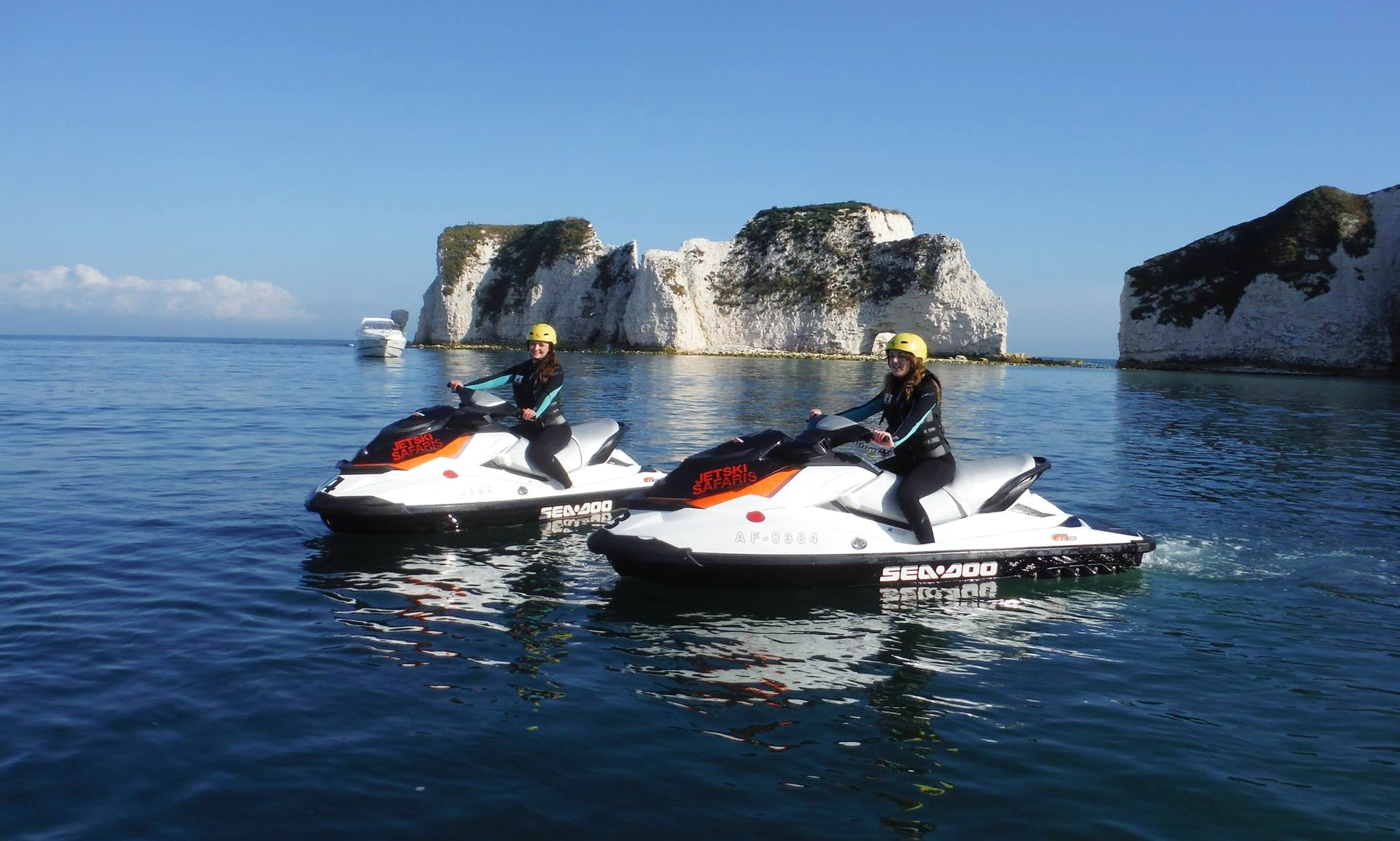 Jet Ski Safari in Poole Harbour