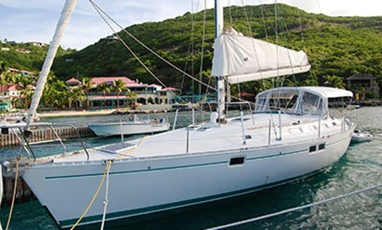 'blue Highways' Beneteau 440 Charter In Spanish Town