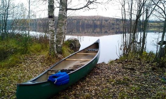Canoe Rental In Jyväskylä