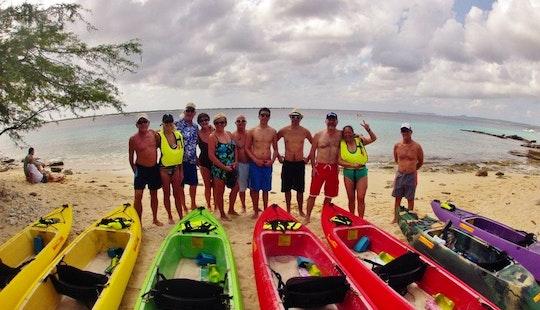 Kayak And Snorkel Tours In Bonaire