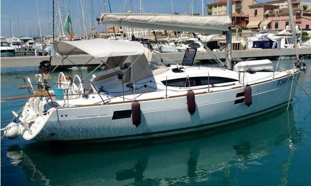 Elan Impression 394 Sailing Yacht Charter