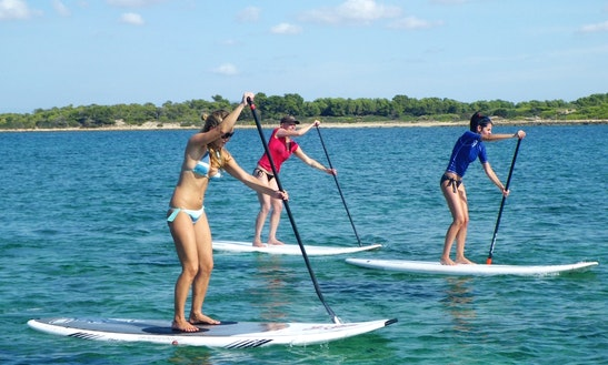 Paddleboard Rental In Can Pastilla