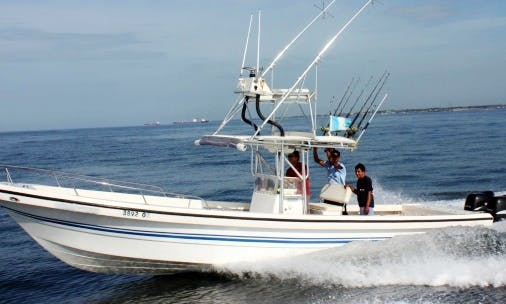 Panamax Sailfishing Vacations in Guatemala