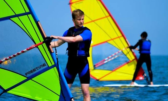 Wind Surfer Rental In Colwyn Bay