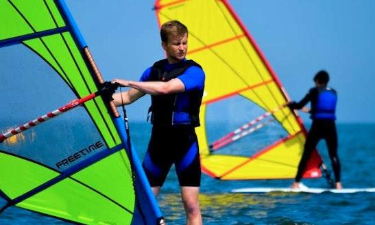 Wind Surfer Rental In Colwyn Bay