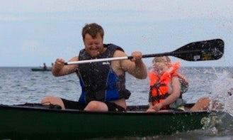 Canoe Rental in Colwyn Bay