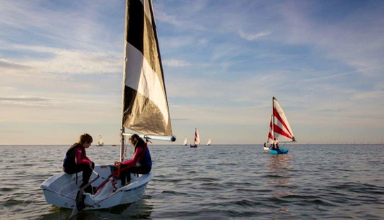 Become A Skipper On Your Own Sailboat In Wales, United Kingdom