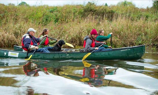 Canoe Rental In Hereford
