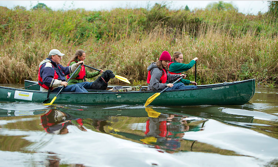 Canoe Rental In Hereford
