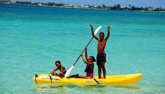 Kayak Rental In The Cayman Islands
