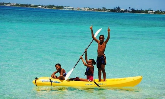 Kayak Rental In The Cayman Islands