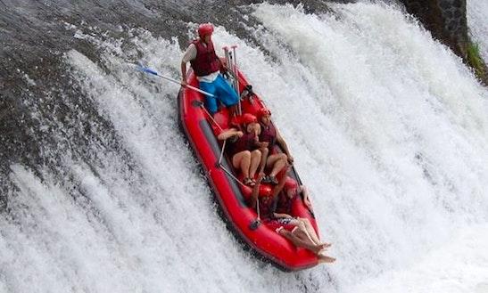 Rafting In Bali, Indonesia