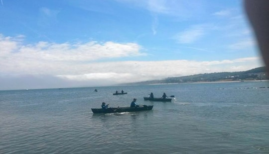 Hire This Canoe In Colwyn Bay