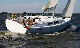 Hanse 385 Yacht Charter in France