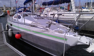 Charter 32' UFO Sailing Yacht in France