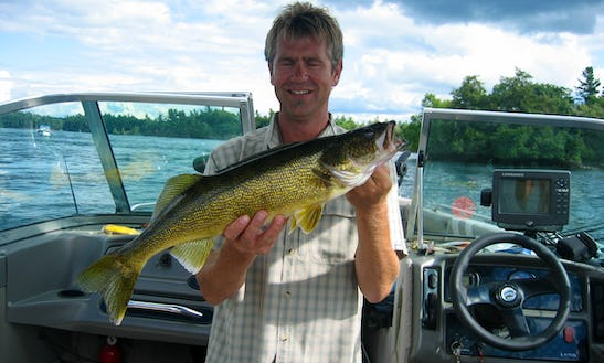 Fishing Charter In Gananoque