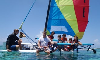 Sailboat Snorkel Charter in Grand Cayman