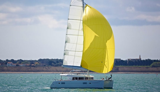 Cruising Catamaran Rental In San Vincenzo