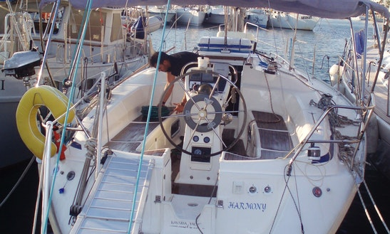 Daily Cruises With 2002 Bavaria 37 To Poliegos (from Sifnos)