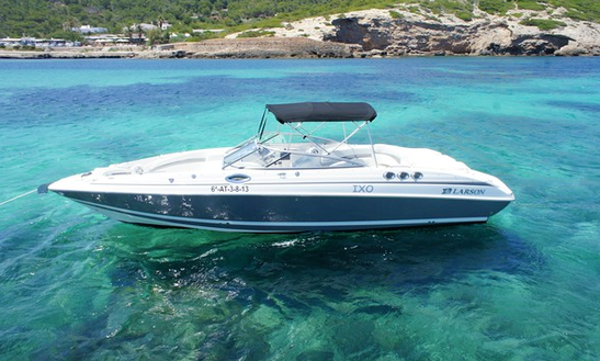 Larson Lxi 288 Center Console Boat Charter In Spain
