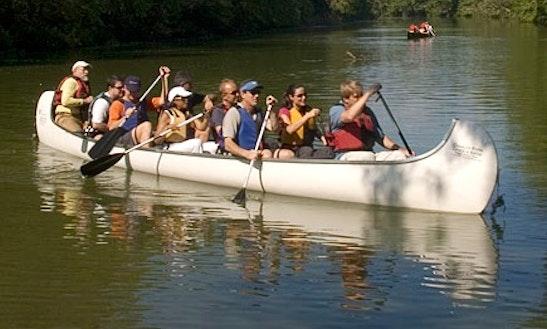 Canoe Rental In Koskenpää