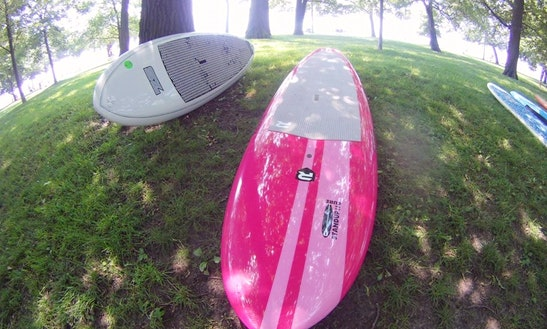 Stand Up Paddleboard Rentals & Classes In Toronto