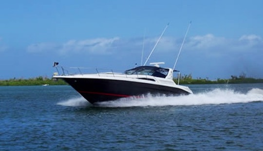 40' Sea Ray Fishing Charter In West Bay