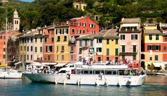 Primero Vii Passenger Boat In Rapallo
