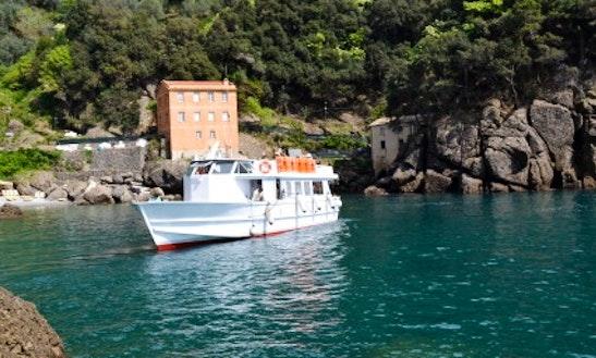 Rapallo Ii Passenger Boat In Rapallo