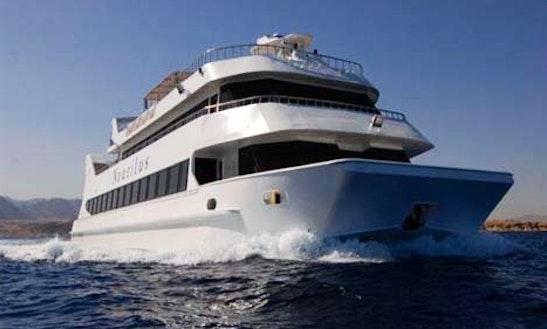 Catamaran Cruise In Egypt