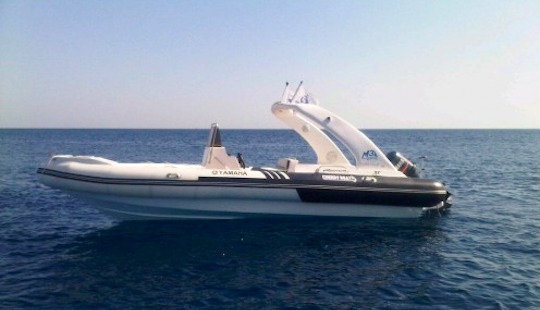 Private Speed Boat Adventure Trip In Sharm El Sheikh