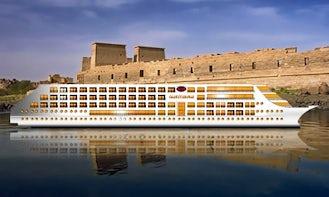 Passenger Boat Rental in Luxor