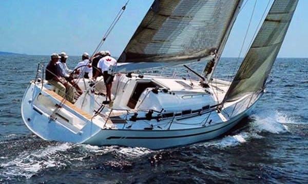 Cruise Croatia on Luxury  Oceanis 411 'Lampuga'