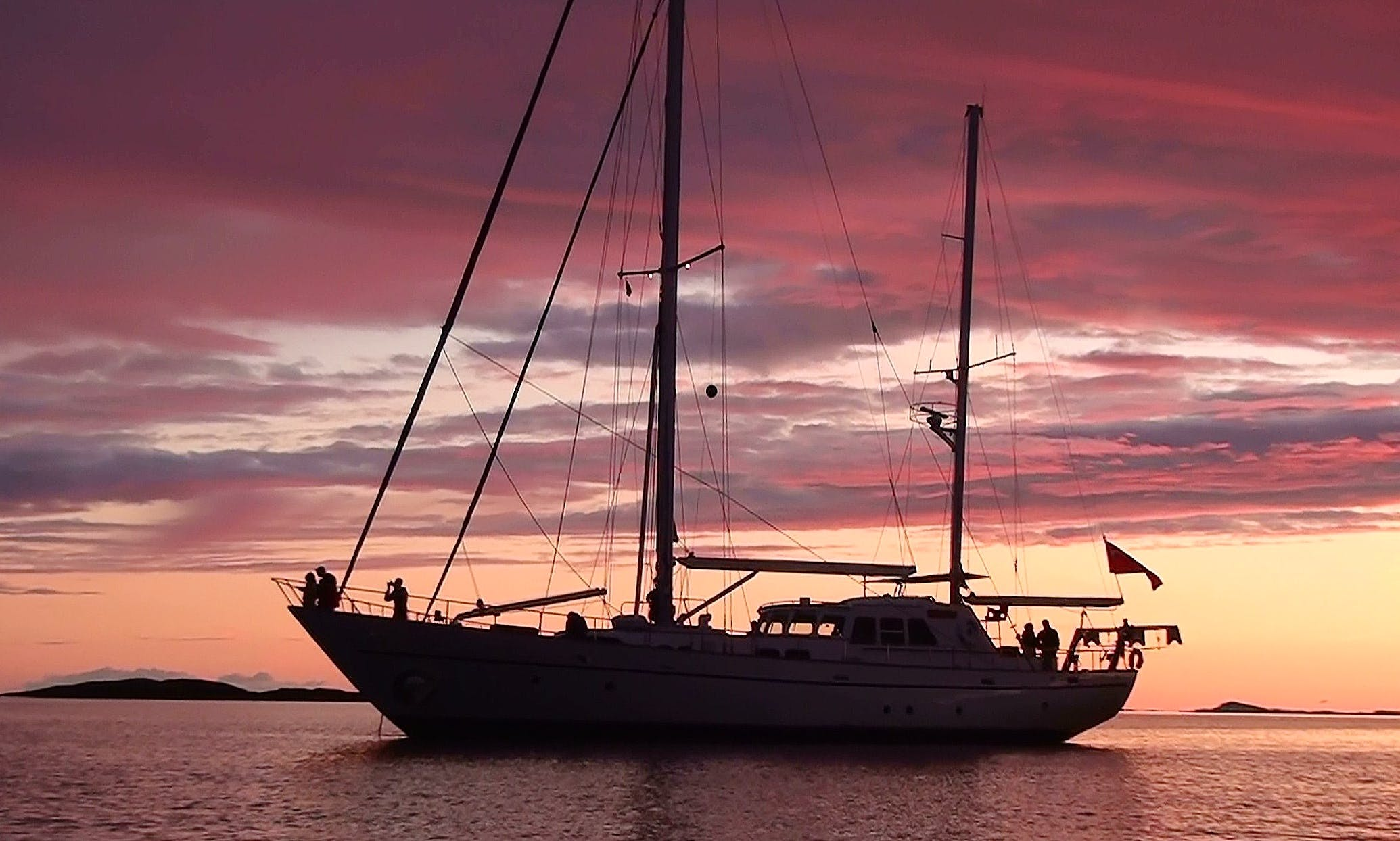 Lord Jim Sailing Charters from Scotland