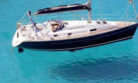 Cruise Croatia on Luxury Monohull Oceanis 361 'Bruno'